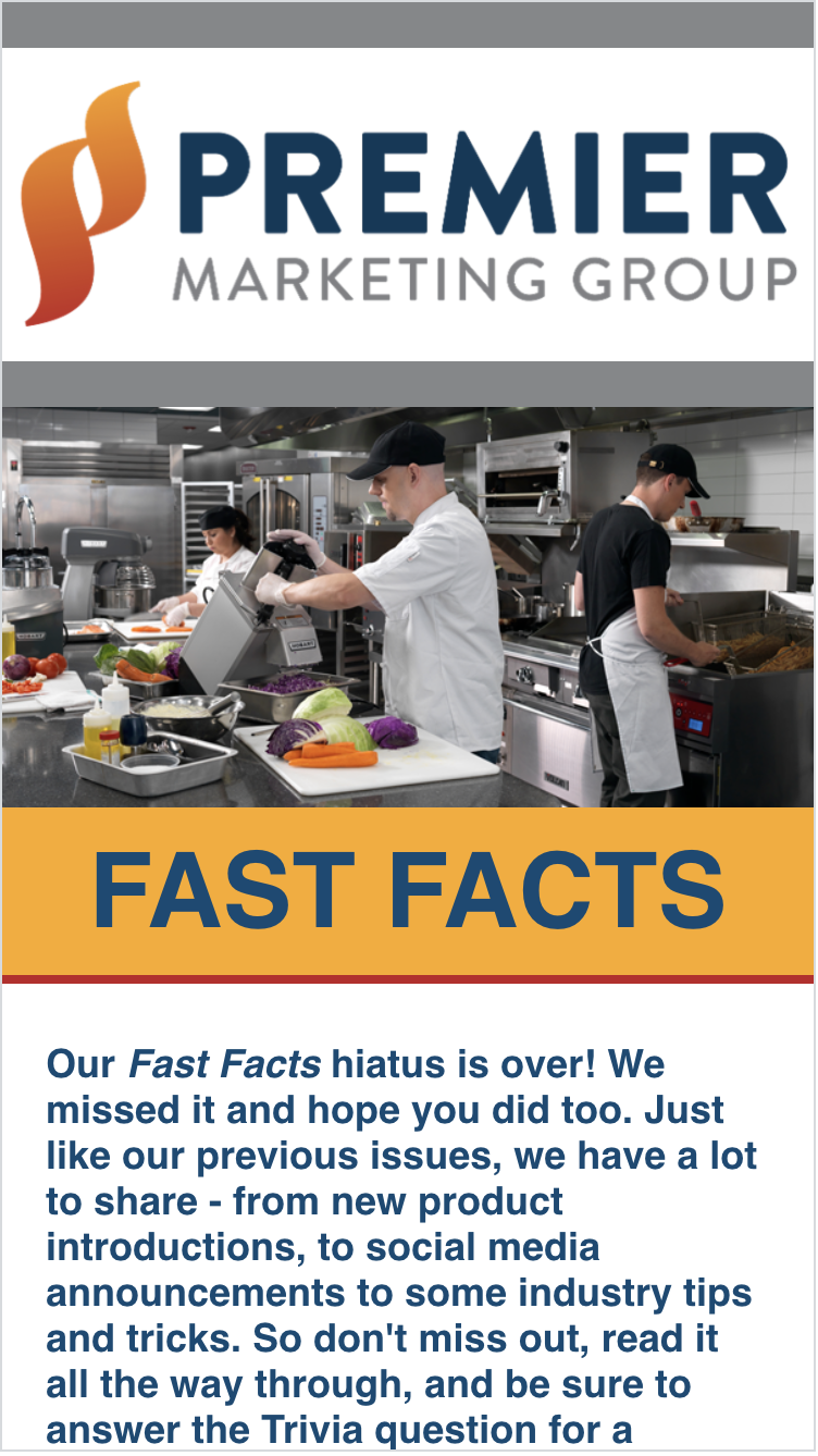 Fast Facts Newsletter Issue #10